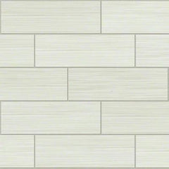 "Shaw Tile Grand Strands Gossamer Wall Tile 4""x12"""