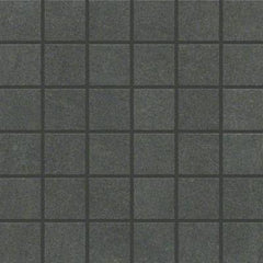 "Shaw Tile Sensation Notion Graphite Mosaic 12""x12"""