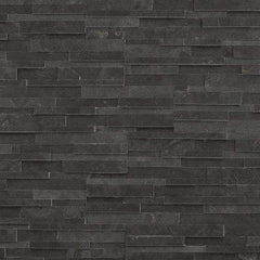 "Realstone Systems Collection Carbon Honed Panel 6""x24"""