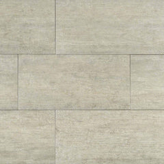 "Metropolis Porcelain Tile Collection Cloud - 3""x12"" Bullnose - FloorLife"