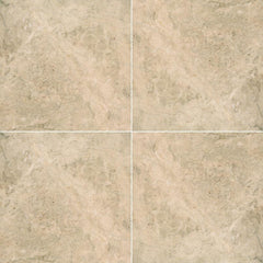 "Marble Tile Collection Crema Cappuccino 18""x18"" - FloorLife"
