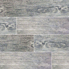 "Sonoma Ceramic Tile Collection Driftwood - 6""x24"" - FloorLife"
