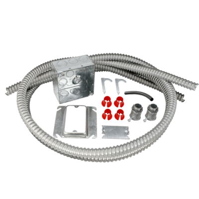 Electric Rough-In-Kit w/ Conduits