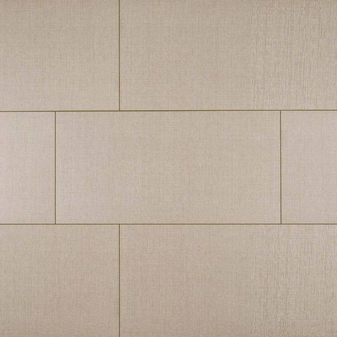 "Loft Porcelain Tile Collection Glacier - 3""x18"" Bullnose"