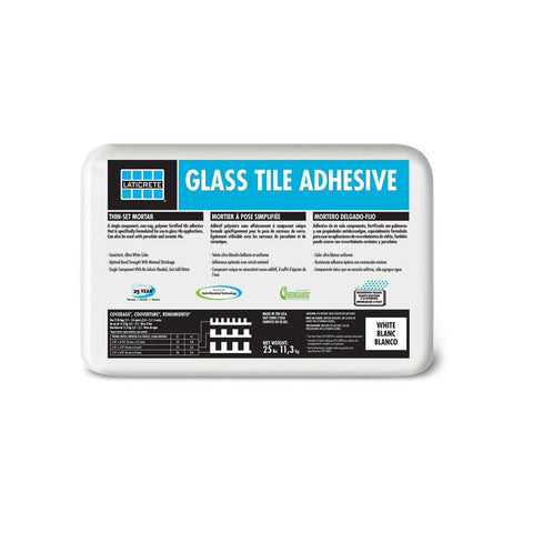 Laticrete Glass Tile Adhesive