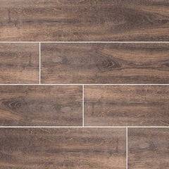 "Upscape Porcelain Tile Collection Greige - 3""x18"" Bullnose - FloorLife"