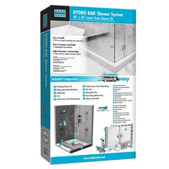 Laticrete HYDRO BAN® Shower Pan Kit