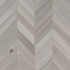 "Havenwood Porcelain Tile Collection Platinum Wood Chevron - 12""x15"" - FloorLife"