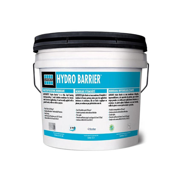 Laticrete Hydro Barrier 3 5 Gallon Floorlife