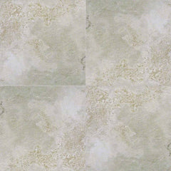 "Platino Porcelain Tile Collection Ivory - 4""x18"" Bullnose - FloorLife"