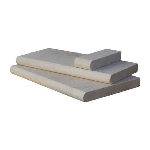 Simply Stone - Pool Coping - Aegean Pearl - 12in x 24in