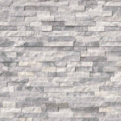 MSI Ledgestone Veneer - ALASKA GRAY PANEL - Splitface - FloorLife