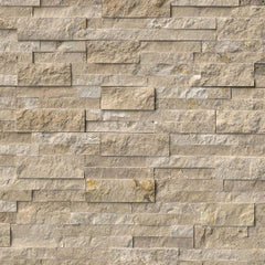 MSI Ledgestone Veneer - DURANGO CREAM PANEL -  Splitface - FloorLife
