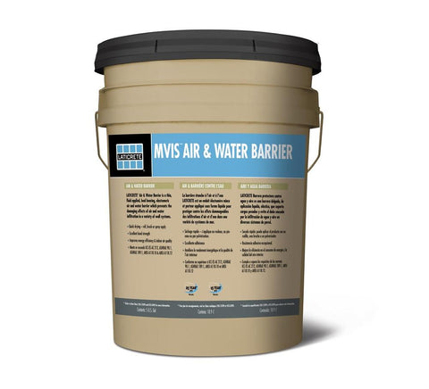 Laticrete MVIS Air & Water Barrier - 5 Gallon Pail