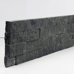 "Realstone Systems Shadowstone Midnight Sky Natural End 6""x24"""