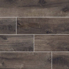"Country River Porcelain Collection Moss - 8""x48"" Plank - FloorLife"