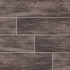 "Upscape Porcelain Tile Collection Nero - 3""x18"" Bullnose - FloorLife"
