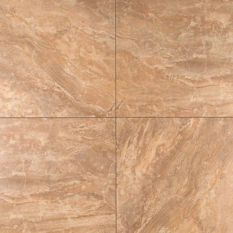 "Onyx Porcelain Tile Collection Noche - 3""x18"" Bullnose"