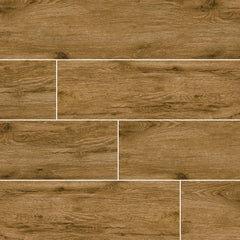 "Celeste Ceramic Tile Collection Nutmeg - 8""x40"" - FloorLife"
