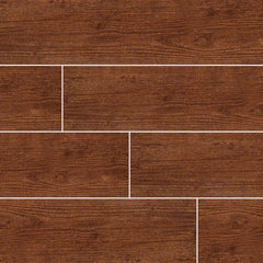 "Sonoma Ceramic Tile Collection Oak - 6""x24"" - FloorLife"