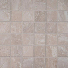 "Onyx Porcelain Tile Collection Grigio - 2""x2"" Mosaic - FloorLife"