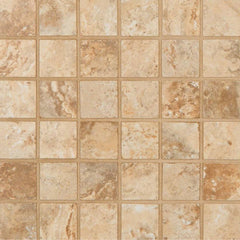 "Onyx Porcelain Tile Collection Noche - 2""x2"" Mosaic - FloorLife"
