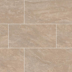 "Pietra Porcelain Tile Collection Onyx - 3""x18"" Bullnose - FloorLife"