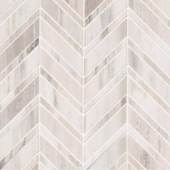 Marble Tile Collection Palisandro Cheveron - FloorLife