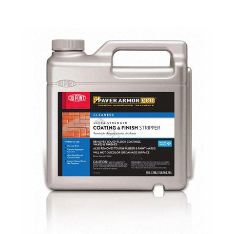 Paver Armor Pro Ultra Strength Coating & Finish Stripper