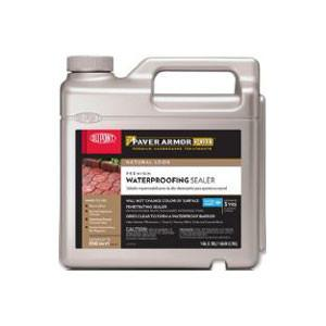 Paver Armor Pro Premium Waterproofing Natural Sealer