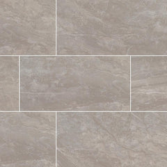 "Pietra Porcelain Tile Collection Pearl - 3""x18"" Bullnose - FloorLife"