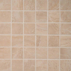 "Pietra Porcelain Tile Collection Onyx - 2""x2"" Mosaic - FloorLife"