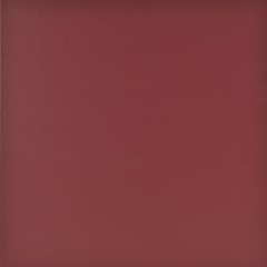 "Interceramic Retro Burgundy 8""x8"""