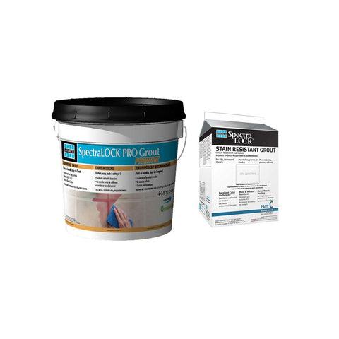 SPECTRALOCK Pro Premium Grout - Commercial Kit
