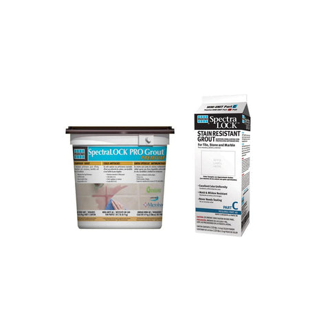 SPECTRALOCK Pro Premium Grout - Mini Kit