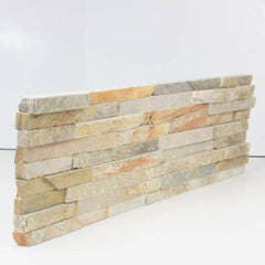 "Realstone Systems Thinstone Sierra Shadow Natural End 6""x24"""