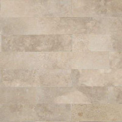"Realstone Systems Tile Smokey Beige Honed 6""x24"""