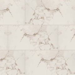 "Pietra Porcelain Collection Statuario - 3""x18"" Bullnose - FloorLife"