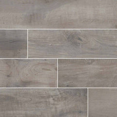 "Country River Porcelain Collection Stone - 8""x48"" Plank - FloorLife"