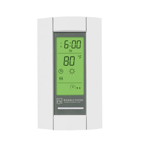 SmartStat Programmable Thermostat w/Floor Sensor