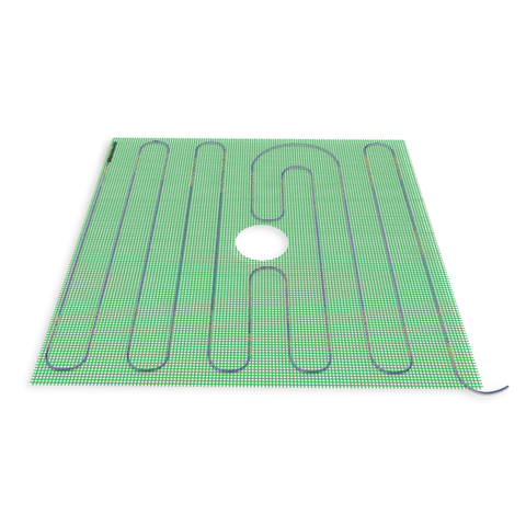 Warmly Yours Tempzone Shower Mat - 120V