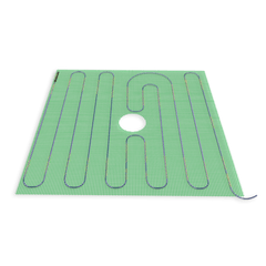 Warmly Yours Tempzone Shower Mat - 120V - FloorLife