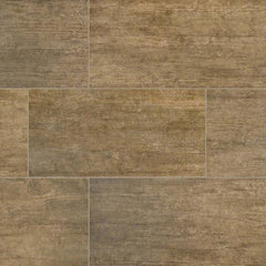 "Metropolis Porcelain Tile Collection Taupe - 3""x12"" Bullnose - FloorLife"