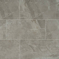 "Essentials Ceramic Tile Collection Vision Glacier - 3""x18"" - Bull Nose - FloorLife"