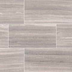 "Marble Tile Collection White Oak 18""x36"" - FloorLife"