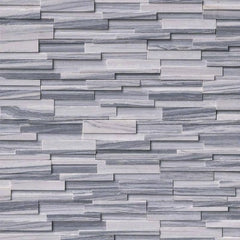 MSI International - ALASKA GRAY 3D PANEL - HONED - FloorLife