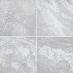 Arterra Porcelain Paver Argento Travertino - 24x24""