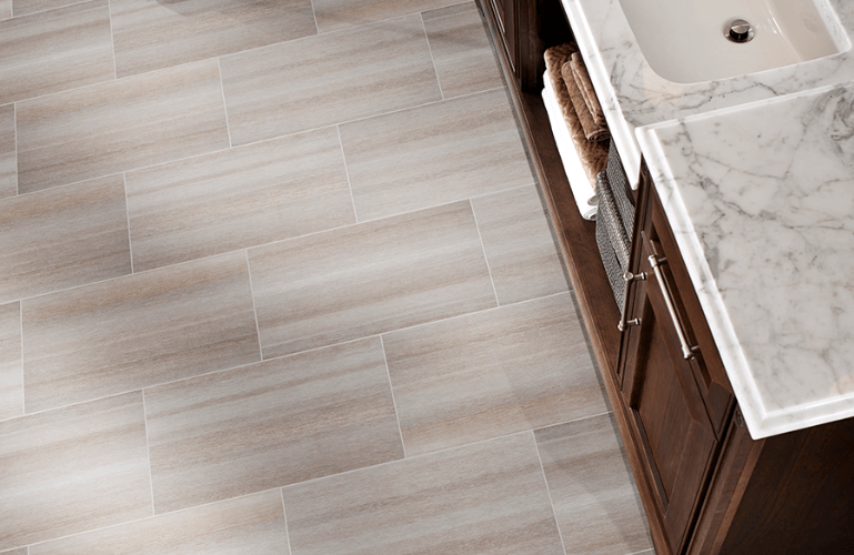 Turin Ceramic Tile Collection Bianco 6x24 Floorlife