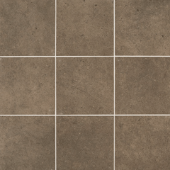 "Daltile Industrial Park Chestnut Brown 12""x12"""