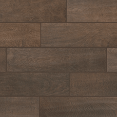"Daltile Valence Dark Brown 6""x24"""